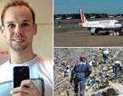 Phi công Germanwings lo sợ bị mù, bất ổn tâm thần nghiêm trọng