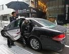 """Nhật cấm cửa taxi Uber """"ngay lập tức"""""""