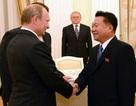"""Lạnh nhạt với Trung Quốc, Triều Tiên tuyên bố """"năm hữu nghị"""" với Nga"""