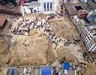 Động đất kinh hoàng tại Nepal nhìn từ trực thăng