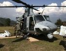 Tìm thấy trực thăng cứu trợ Mỹ mất tích tại Nepal