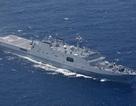 Chiến hạm Trung Quốc tới bãi đá Vành Khăn trên Biển Đông