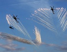 Vũ khí Nga phô diễn hỏa lực đáng nể tại triển lãm quốc tế 2015