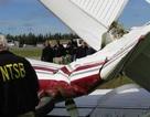 Mỹ: Rơi máy bay tham quan Alaska, 9 người tử nạn