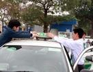"""Hà Nội """"phanh"""" số lượng taxi trong nội thành"""