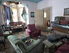 Ngôi nhà bị bỏ hoang nhiều thập kỷ vẫn vẹn nguyên đến kỳ lạ