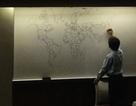 Cậu bé tự kỷ 11 tuổi vẽ bản đồ thế giới chi tiết hoàn toàn từ trí nhớ