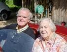 Mẹ 97, con 72 tuổi cùng tham gia một giải đua ô tô hơn 9000 km