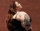 Người mẫu siêu béo làm khuynh đảo cộng đồng mạng