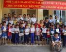 Phú Yên: Trao 80 suất quà tới học sinh nghèo