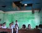 Trụ cột phòng học gãy gập, một học sinh lớp 4 chết thảm