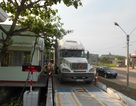 Trạm cân hỏng, tài xế xe tải... thở phào
