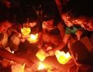 Đèn hoa đăng thắp sáng sông Hà Thanh