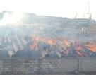Khen thưởng các đơn vị tích cực chữa cháy