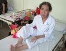 Người phụ nữ bại liệt vẫn tiếp tục đi viện một mình