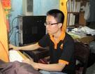 Chàng trai người Chăm đi thi tin học quốc tế