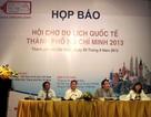 """Hội chợ du lịch Quốc tế TPHCM năm 2013: """"5 quốc gia, 1 điểm đến"""""""