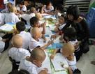 Cô giáo của lớp học nơi bệnh viện