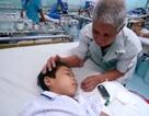 """Thăm lại chàng """"Méo"""", em Thuận chạy thận và bé Diễm bị tim bẩm sinh"""