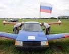 Cựu phi công Nga chế tạo ô tô... bay