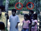 """Video quay được """"người ngoài hành tinh"""" trong rừng Amazon"""