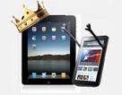 iPad giúp Apple dẫn đầu thị trường máy tính cá nhân di động