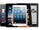 """iPad mini """"so găng"""" cùng các đối thủ"""