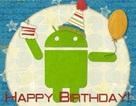 Hệ điều hành Android tròn 5 tuổi