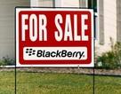 """BlackBerry """"bán mình"""", ai mua?"""