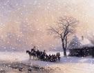 Tạo hiệu ứng động tuyết rơi cho bức ảnh mùa Giáng sinh