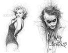 Vẽ tranh tuyệt đẹp từ những nét nguệch ngoạc