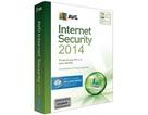 Bản quyền một năm gói bảo mật danh tiếng AVG Internet Security 2014