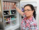 Người phụ nữ uống 50 lon Coca-Cola mỗi ngày