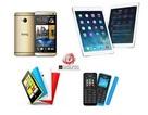 HTC One và iPad Air là smartphone và máy tính bảng tốt nhất 2013