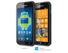 Sắp có smartphone chạy song song Windows Phone và Android