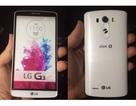 Thiết kế và cấu hình smartphone G3 bị lộ tại sự kiện bí mật của LG