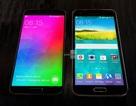 Lộ ảnh thực tế Galaxy F với viền màn hình siêu mỏng