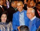 Tổng thống Mỹ hối thúc Bắc Kinh ngừng xây đảo nhân tạo