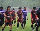 Hết chấn thương, U23 Việt Nam lại lo thời tiết