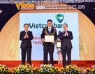 Vietcombank tiếp tục có mặt trong danh sách 10 doanh nghiệp nộp thuế lớn nhất VN