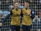 Nhìn lại chiến thắng ngọt ngào đưa Arsenal lên ngôi đầu bảng
