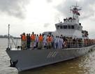 Hải Quân Việt Nam - Campuchia đẩy mạnh hợp tác tuần tra trên biển