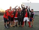 DHS Việt tại Pháp sôi nổi với giải bóng đá UEVF 2015