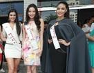Lan Khuê nổi bật giữa các thí sinh hoa hậu thế giới