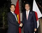 Thủ tướng Việt Nam - Nhật Bản thúc đẩy phê chuẩn và triển khai TPP