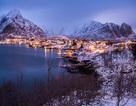 Cảnh mùa đông đẹp như tranh vẽ trên khắp thế giới