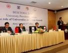 Diễn đàn Giám đốc 4 đại học chủ chốt ở Đông Á
