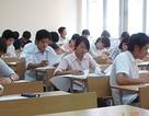 Báo cáo thay đổi về khu vực tuyển sinh, mã tỉnh