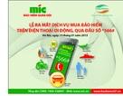 """Ra mắt dịch vụ """"Mua bảo hiểm trên điện thoại di động"""" MIMO"""