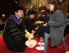 """Những """"nghi lễ"""" nhập học độc đáo ở Hàn Quốc"""